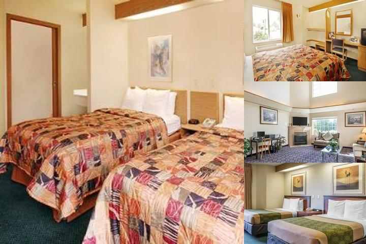 Econo Lodge North Academy photo collage