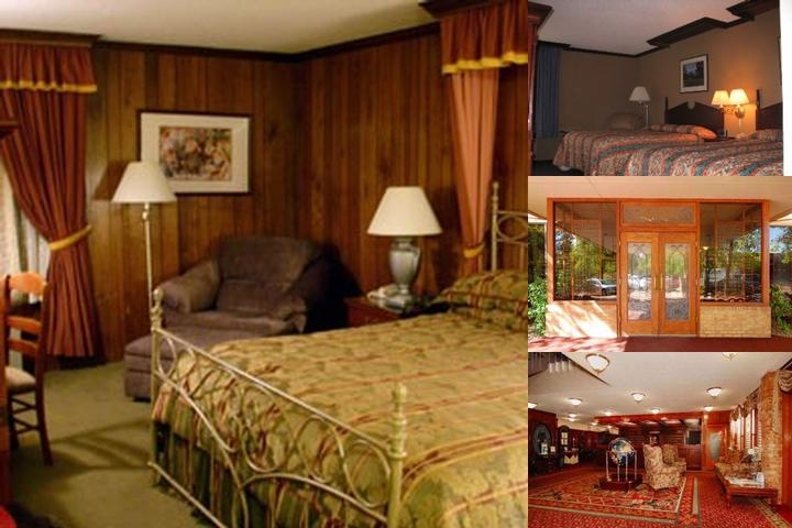 Rodeway Inn & Suites Boulder Broker photo collage