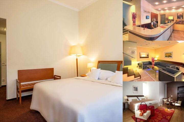 Clarion Hotel Prague Old Town photo collage