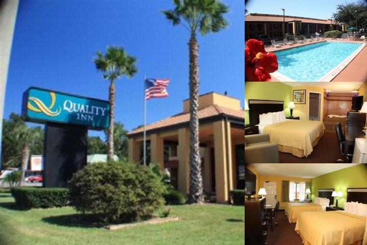 Quality Inn University photo collage
