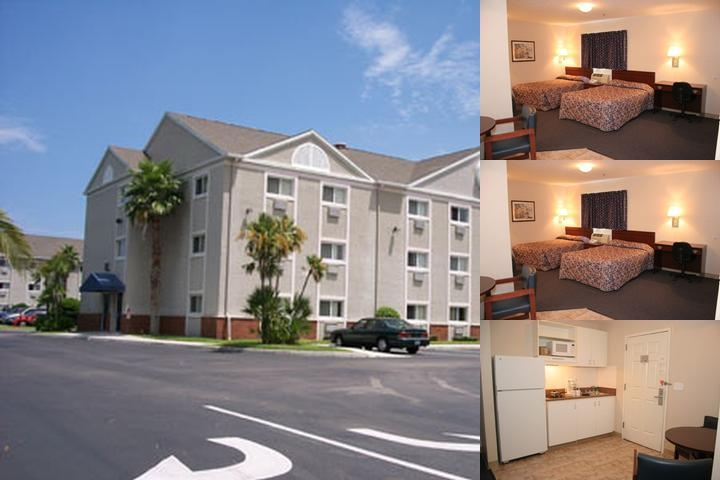 Suburban Extended Stay photo collage