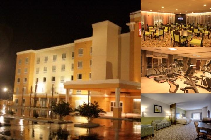 Comfort Suites Lake City photo collage