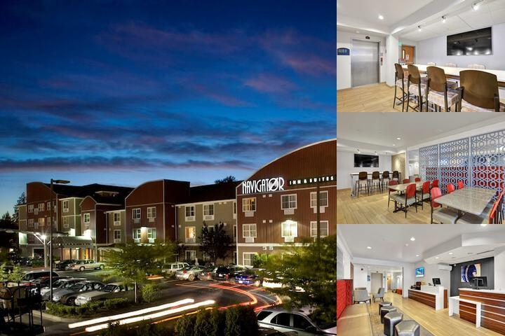 Best Western Plus Navigator Inn & Suites photo collage