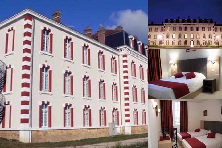 Comfort Suites Les Demeures Champenoises photo collage