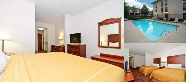 Comfort Suites at North Point Mall photo collage