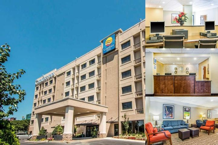 Comfort Inn Atlanta Downtown South photo collage