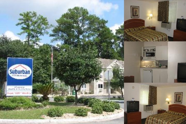 Suburban Extended Stay Abercorn photo collage