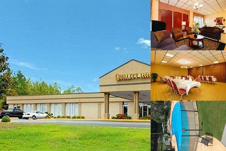 Quality Inn Americus photo collage