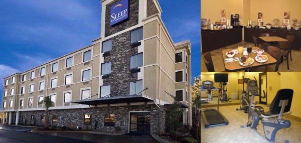 Sleep Inn & Suites Athens photo collage