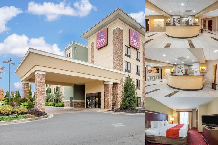 Comfort Suites Locust Grove photo collage