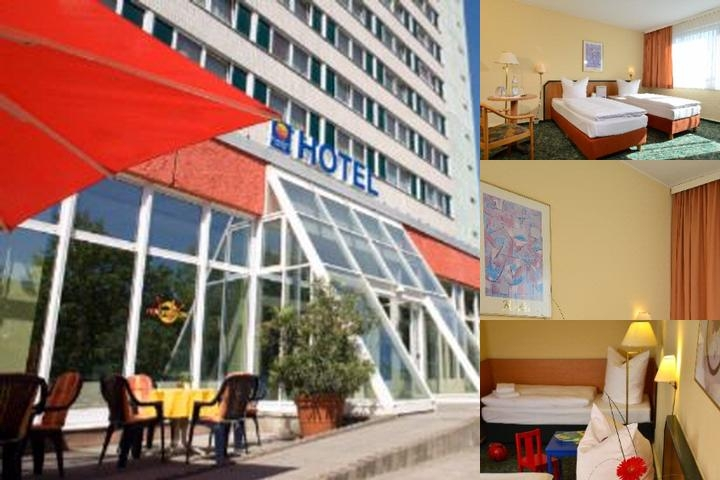 Comfort Hotel Lichtenberg photo collage