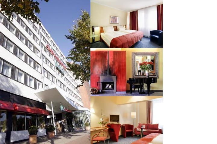 Quality Hotel Ambassador Hamburg photo collage