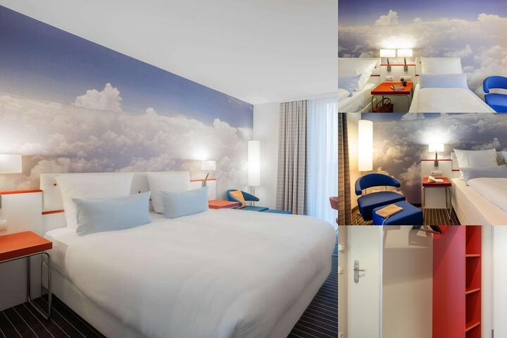 Comfort Hotel Friedrichshafen photo collage