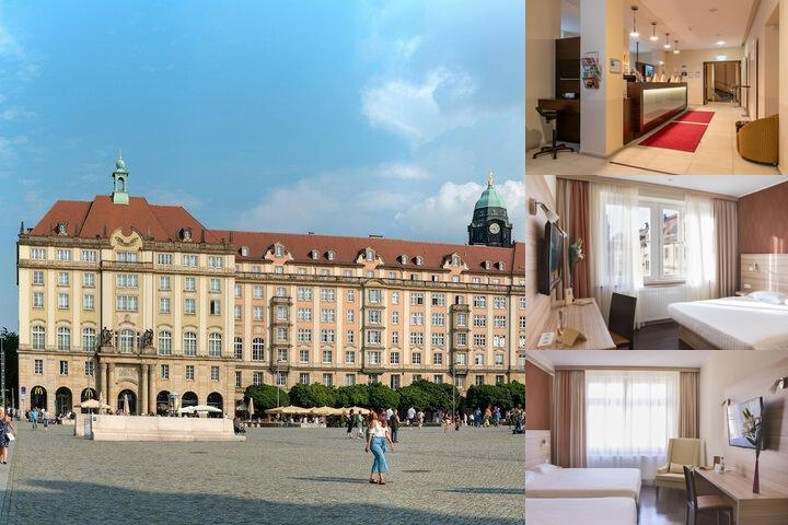 Quality Hotel Star Inn Premium Dresden photo collage