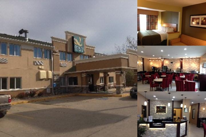 Quality Inn & Suites Des Moines Airport photo collage