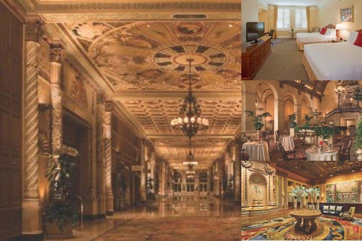 Millennium Biltmore Hotel photo collage