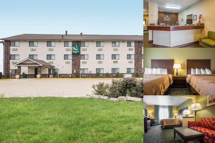 Quality Inn Amp Suites 174 Bloomington Il 1707 West Market 61701