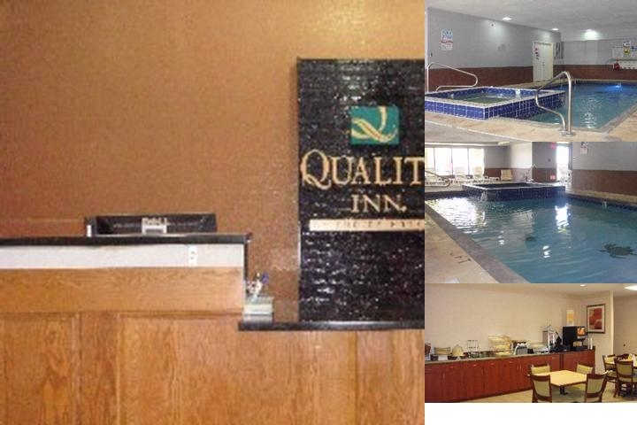 Quality Inn photo collage