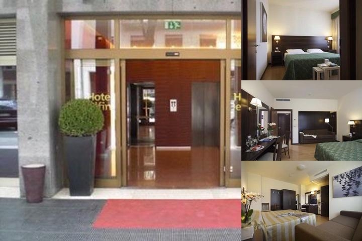 Quality Hotel Delfino Venezia Mestre photo collage