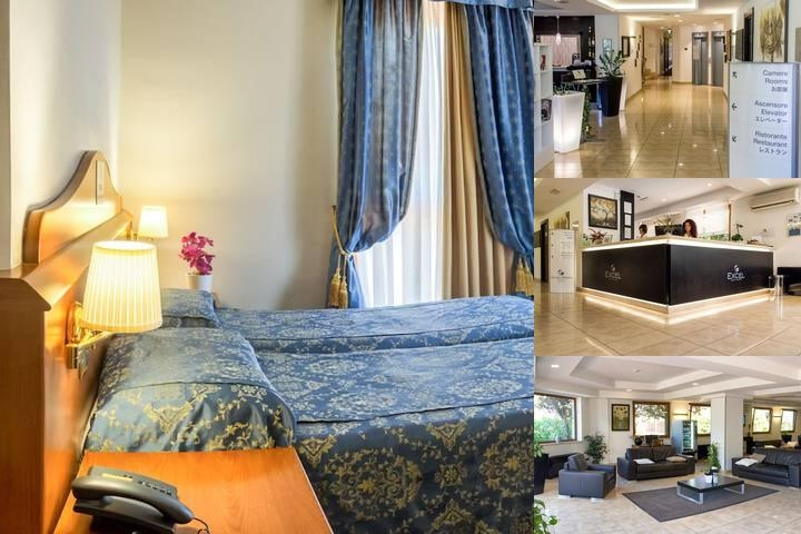 Quality Hotel Excel Roma Ciampino photo collage