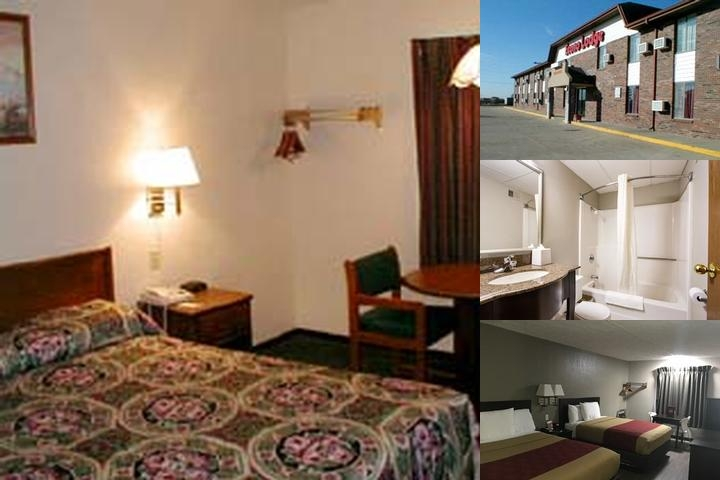 Econo Lodge Olathe Kansas City photo collage