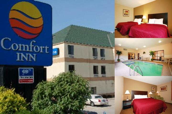 Comfort Inn I 70 Near Kansas Speedway photo collage