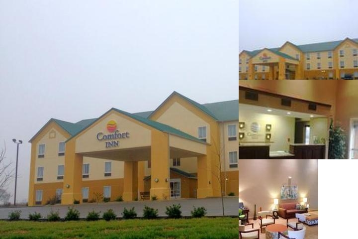 Comfort Inn Lexington South photo collage
