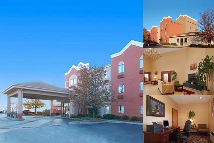 Comfort Suites East Louisville Ky 1850 Resource Way 40299