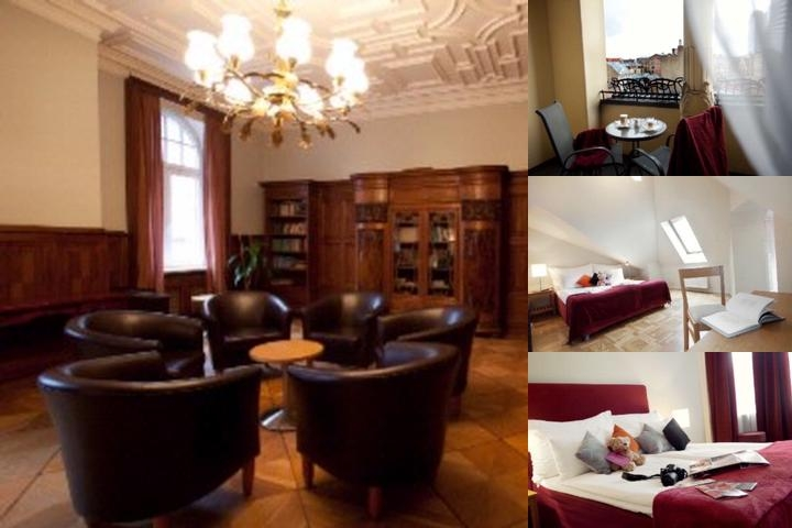Clarion Collection Hotel Valdemars photo collage