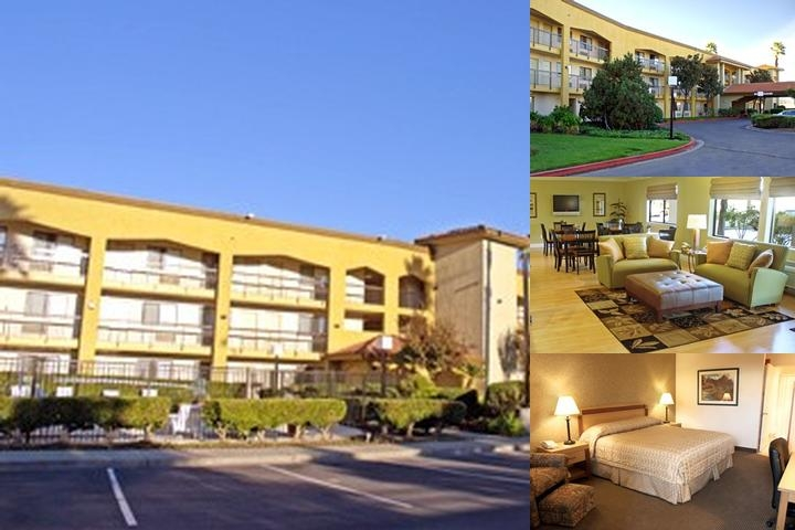 Best Western Pleasanton Inn photo collage