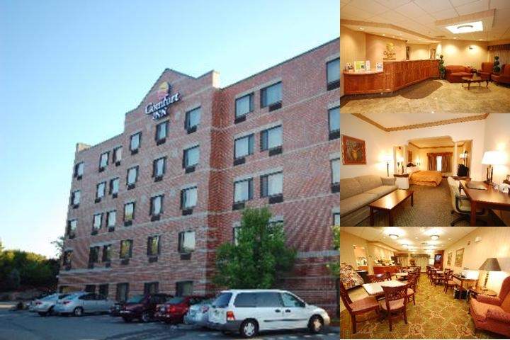 Comfort Inn Woburn photo collage