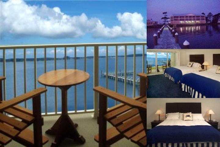 Island Inn & Suites An Ascend Hotel Collection Member photo collage