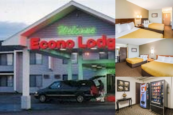 Econo Lodge Near Miller Hill Mall photo collage