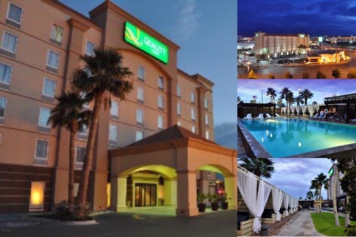 Quality Inn Near American Consulate Ciudad Juarez Paseo De La Victoria 3508 32528