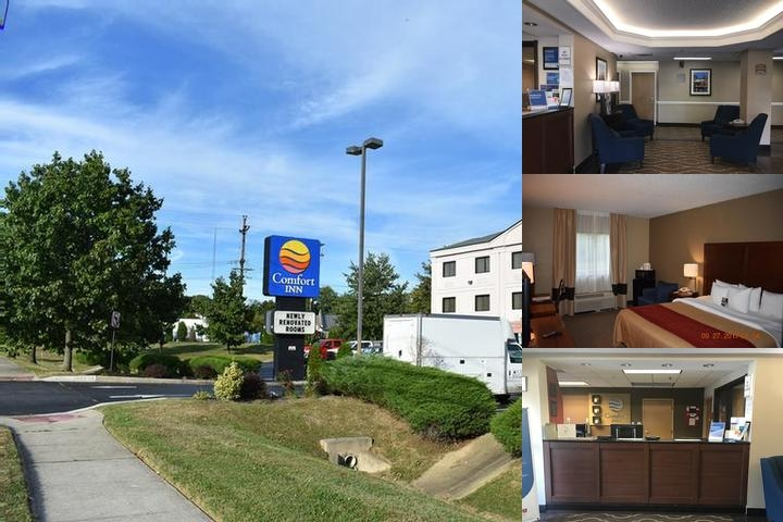 Comfort Inn Bordentown photo collage