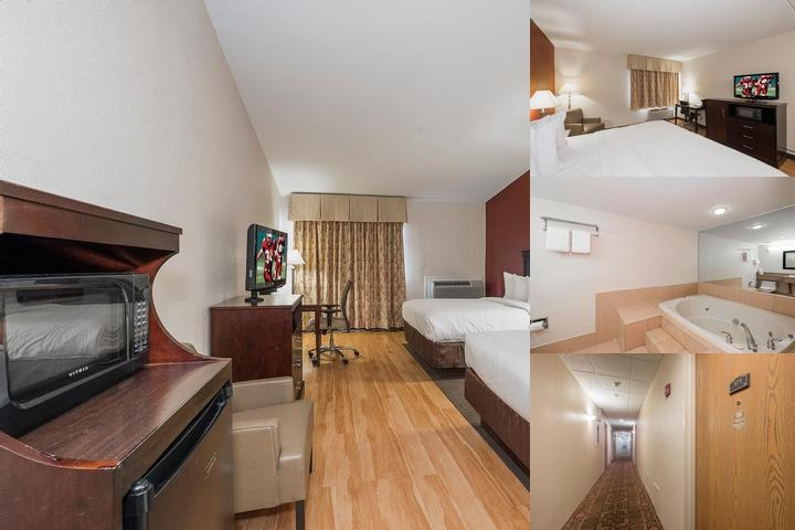 Red Roof Inn Westampton photo collage