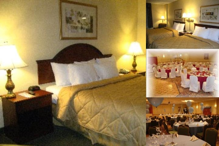 Quality Inn Hackettstown photo collage