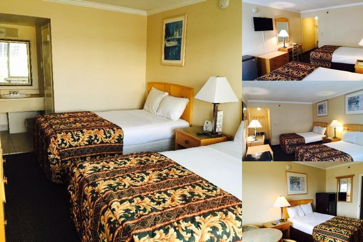 Rodeway Inn Oceanview photo collage