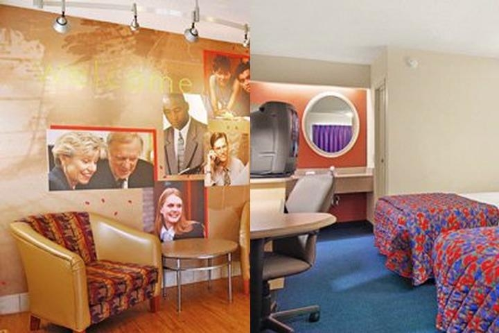 Red Roof Inn Louisville East photo collage