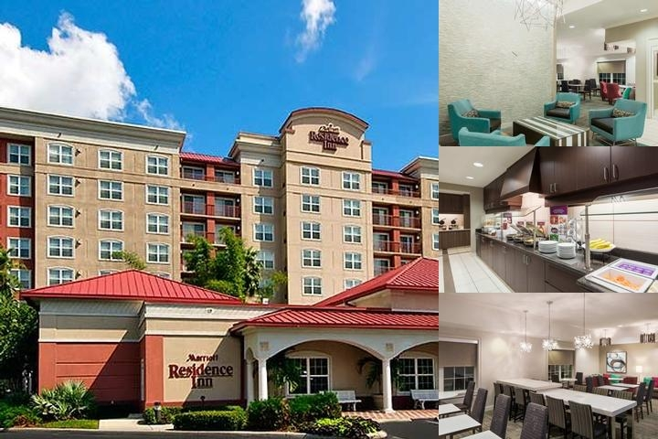 Residence Inn by Marriott Tampa Westshore Airport photo collage