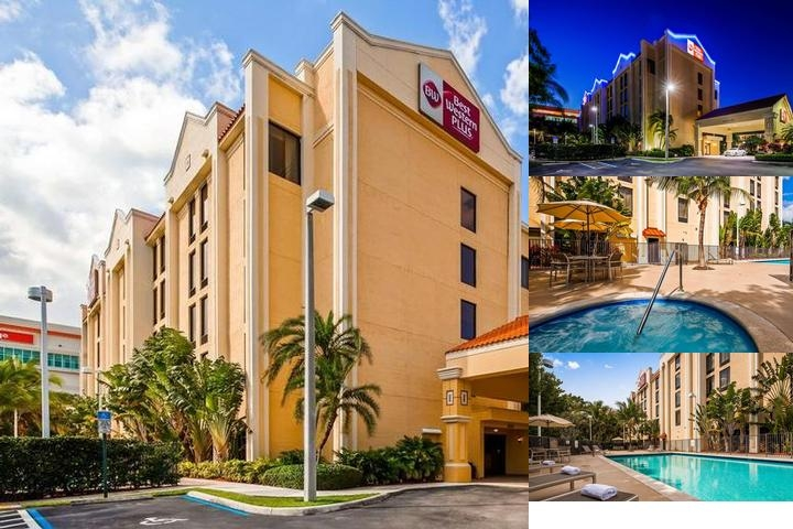 Best Western Plus Kendall Hotel Suites Photo Collage
