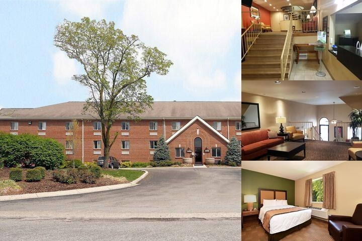 Extended Stay America Indianapolis North photo collage
