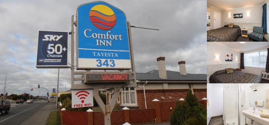 Comfort Inn Tayesta photo collage