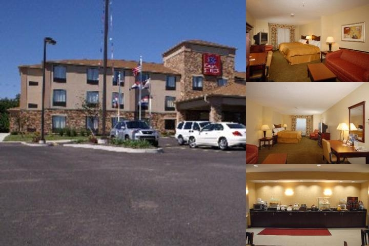 Comfort Suites Wright Patterson photo collage