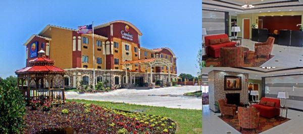 Comfort Inn Suites Glenpool Photo Collage