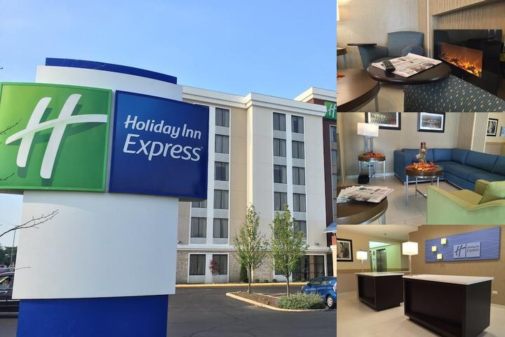 Holiday Inn Express Arlington Heights photo collage