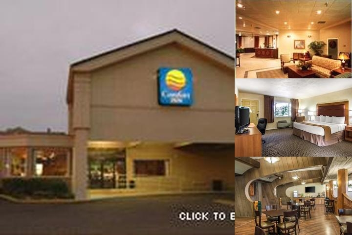 Quality Inn & Suites at Coos Bay photo collage