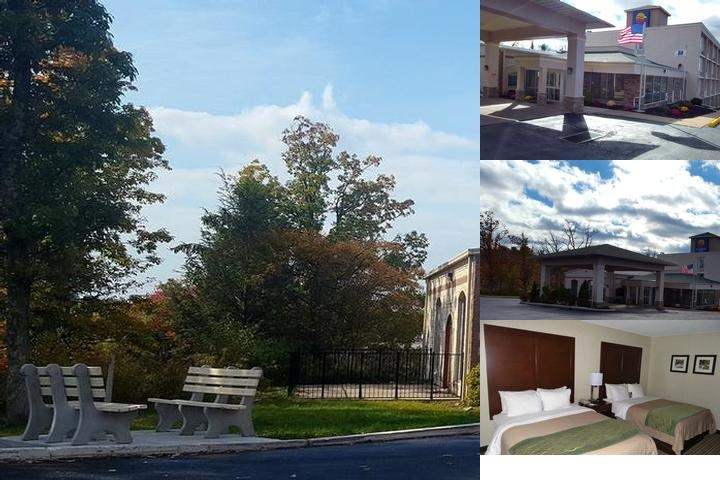 Comfort Inn Pocono Mountains photo collage