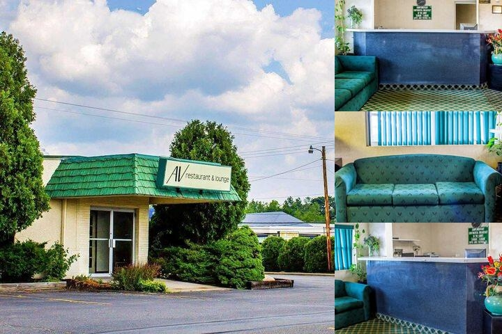 Rodeway Inn Moosic Scranton photo collage