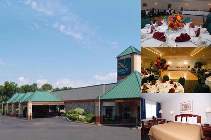 Rodeway Inn Conference Center photo collage
